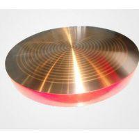 卧磨用圆形电磁吸盘 山东鲁磁工业科技有限公司