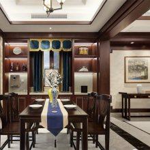 长沙欧式家具定制员工勤劳原木书桌、书柜定制首先厂家 辉派 187-7315-6625
