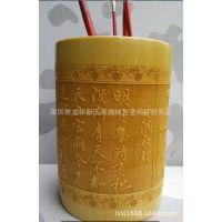 2015年批发定制餐厅用筷子筒筷笼厨房备用竹子工艺品