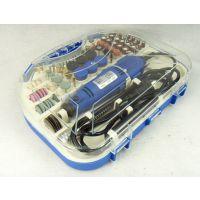 211套装迷你小电磨DIY玉石雕刻机电动电磨机打磨机电钻吊磨机工具