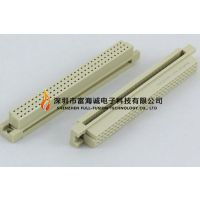 DIN41612欧式插座台湾欧品oupiin IDC插座9001-1264IDC00A 64p母座