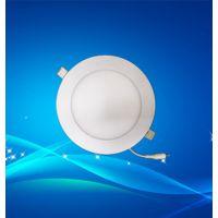 河南LED平板灯 3-7寸圆形 表面塑化处理耐用森林谷厂家批发