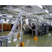 奔龙自动化智能化空中补给、空中冷却生产线