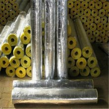 玻璃棉管被广泛应用于各种管道的保温、吸声工程中