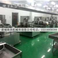 爆米花机流水线Popcorn machine production line
