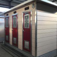 内蒙古移动环保厕所 大世旅游厕所 厂家定制 金属雕花板 产品线齐全