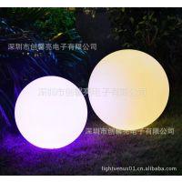 供应LED发光球灯 led发光球 防水发光球形灯 彩色发光球星灯饰 防水球