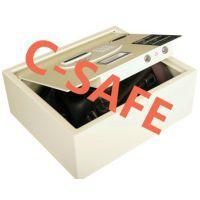 酒店 全自动上开门保险箱 学生笔记本保险柜