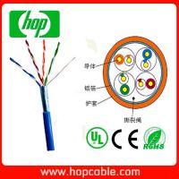通信线缆生产厂家  超五类无氧铜CU环保网线  屏蔽FTP  0.5mm
