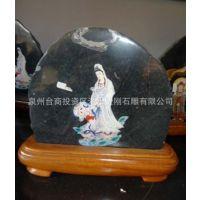 佛教画像观音摆件 木化石硅化木 木化石图片 产地直销木化石价格
