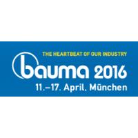 bauma 2016德国宝马展