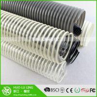 厂家批发 PVC透明塑料通风管 PVC塑料波纹管 PVC塑料管生产厂家