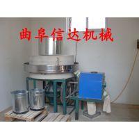 【米面设备】厂家供应面粉电动石磨,小麦家用磨面石磨机
