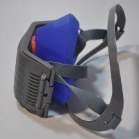 防尘面罩口罩硅胶半面罩厂家直销