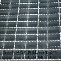 焊接格栅板 Q235平台钢格板 喷泉用水沟盖板 冠成厂家直销