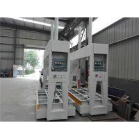 多规格双工位保温压板机 大成牌50T液压式冷压机