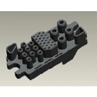 纳百川 ANEN 37芯电源插座 DJL37模块插座 电源连接器