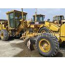 CAT 140H Used Motor Grader With Ripper , Second Hand Graders