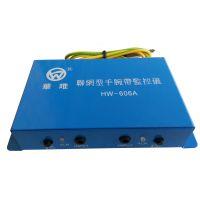 华唯厂家直供一托二 双回路联网报警器监测仪