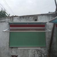 西安飓风挂壁宣传栏,挂墙铝合金宣传栏,防雨棚宣传栏,带棚挂壁展示