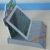 郑州亚克力定制加工笔记本电脑展示架