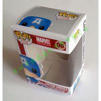 深圳玩具包装彩盒带PVC窗包装印刷定制