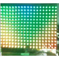 合肥LED炫彩三维扣板生产三维扣板门头制作安装厂家