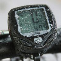顺东正品防水无线码表548C自行车码表里程表测速器骑行装备配件