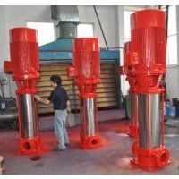 XBD3.9/15-80DLL*1立式消防泵Q=15L/S扬程H=39m