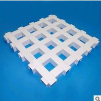 供应武汉铝格栅天花装饰材料生产厂家13826007399