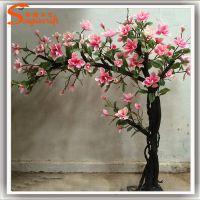 仿真玉兰花树/假树/仿真植物 室内装饰树 厂家直销玉兰花树