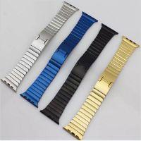 深圳德利鑫DLXZZ苹果智能表金属表带4238定制工厂品质的钟表配件新款精致表带批发热卖