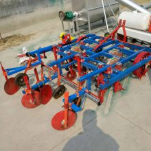 信达推出优质新型四轮花生播种机