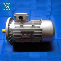 MS100L2-4 3KW铝壳三相异步电动机 上海能垦优价提供