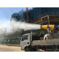 武汉市政项目围墙喷淋雾化系统