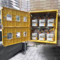 高强度燃气表箱、河北六强燃气表箱厂家