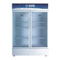 香雪海展示柜 LC-533A冷藏展示柜/玻璃对开门533升电冰柜/商用立式冷柜