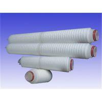 恒田供应PP折叠滤芯,折叠滤芯,多种规格,品质保证