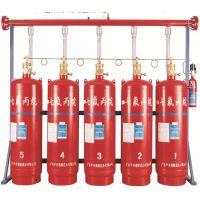 深圳七氟丙烷灭火系统 气体自动灭火系统 HFC-227ea七氟丙烷药剂充装