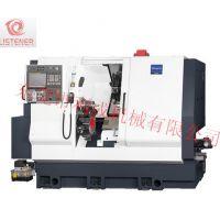 供应日本宫野双主轴双刀塔BNE42/51主轴箱固定型CNC自动车床