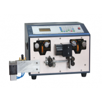 讯川自动化设备 电脑双排线分线机剥线机XC-900型