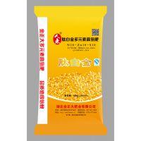 供应湖北金正大 人意牌肽白金 多元素高氮肥 N28Zn10S10 玉米专用肥