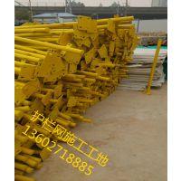 宏锐筛网厂家定做 黄色基坑护栏网 1.2*3米