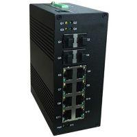 信易达IECom 408 4x1G口纯千兆高级管理型工业以太网交换