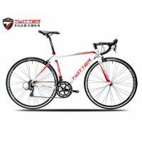 公路自行车TW728禧玛诺变速16速双控C刹公路车骓特品牌自行车厂家诚招加盟