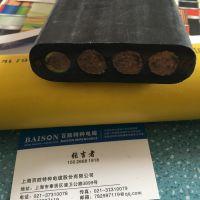 百胜斗轮机扁电缆 上海制造厂家