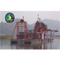挖沙船,青州启航链斗挖沙船,水力旋流器挖沙船