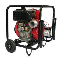8公分口径柴油高扬程水泵