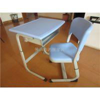中空吹塑课桌椅,升降课桌椅,中小学生桌椅,学校家具,鸿靓家具