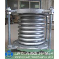 上海胥泉供应耐酸碱补偿器丨KXT型防脱拉波纹管补偿器丨限位国标波纹管